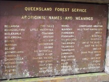 Aboriginal Names and Meanings
