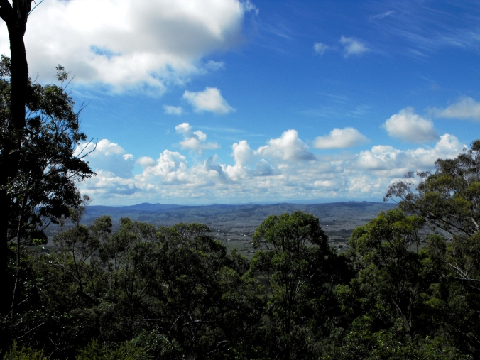 View of Fassifern Valley