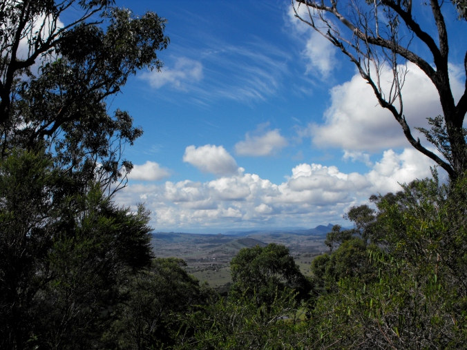 View of the Fassifern Valley