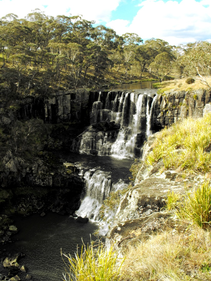 Ebor Falls in Guy Fawkes National Park