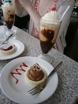 A Birthday treat at Mt Coot-tha Summit Cafe
