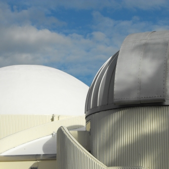 Planetarium at Mt Coot-tha Botanical Gardens