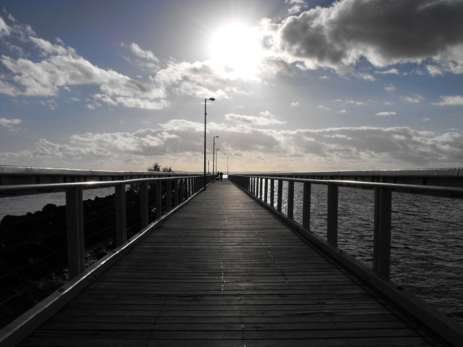 Wellington Point-Jetty-sunrise