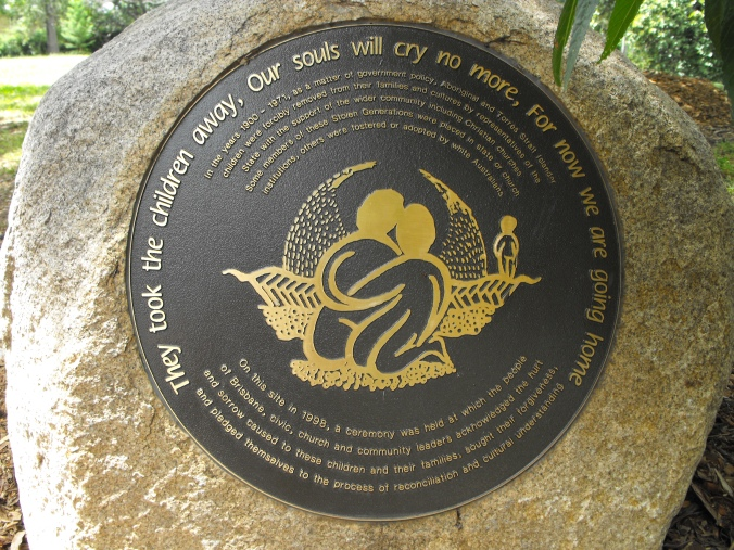 Memorial to the Stolen Generation