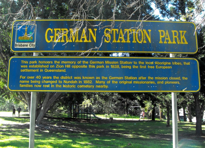 German Station Park