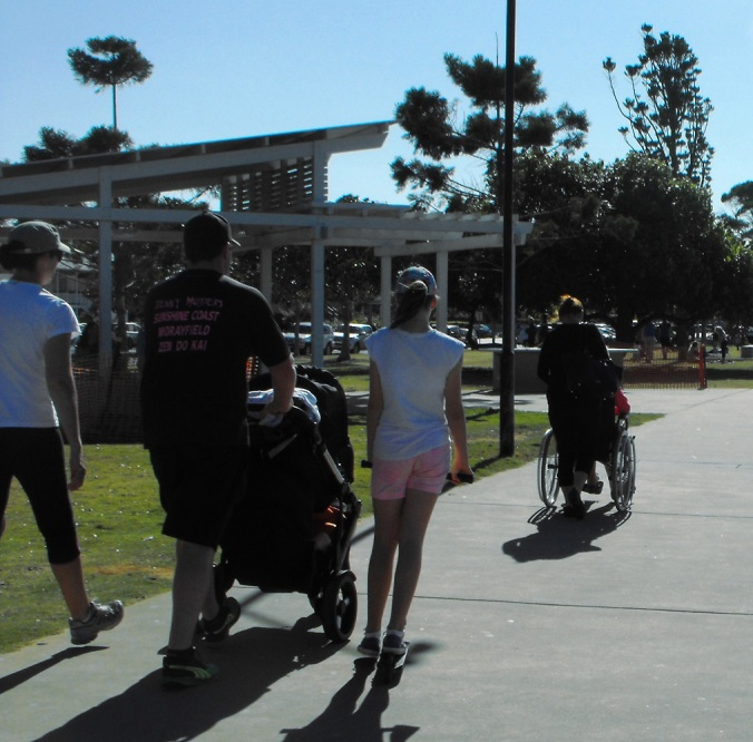 Sandgate prams and wheelchairs