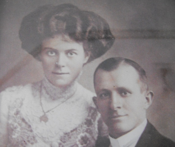 My great-grandparents.