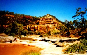 Porcupine Gorge The Pyramid - Queensland