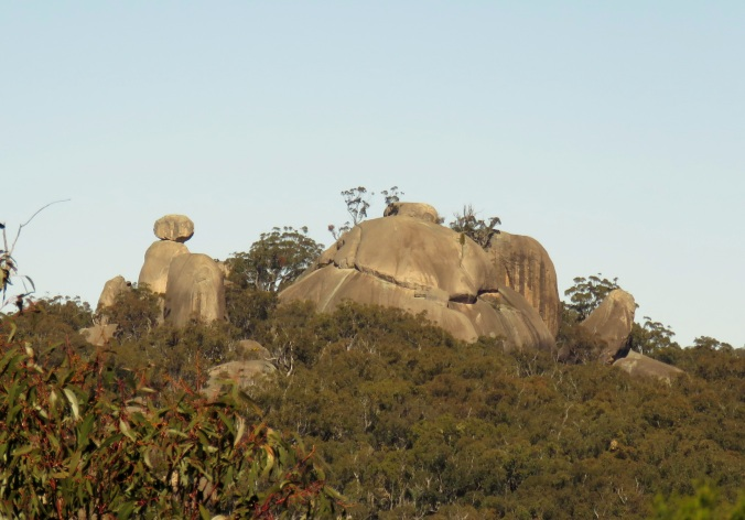 The Sphinx and Turtle Rock