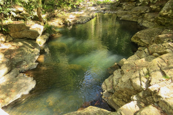 Goomburra pool