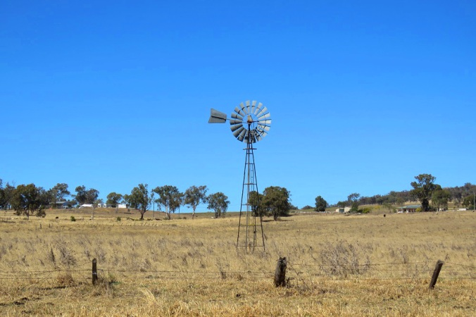 windmill Goomburrra