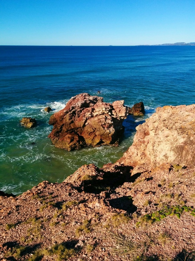 Red Rock Headland